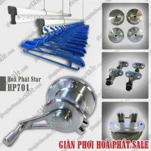 Giàn phơi Hoà Phát HP701 - Thông dụng, Hot sale