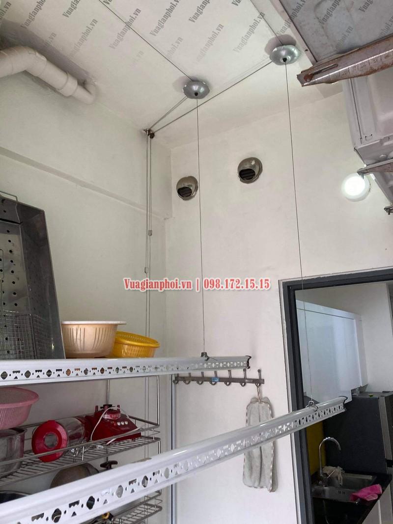 Sửa giàn phơi quần áo tại Hà Đông nhà anh Tùng, KĐT Dương Nội - 03